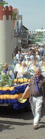 Festumzug 2007 100 Jahre Lohne
